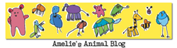 Amelie's Animal Blog