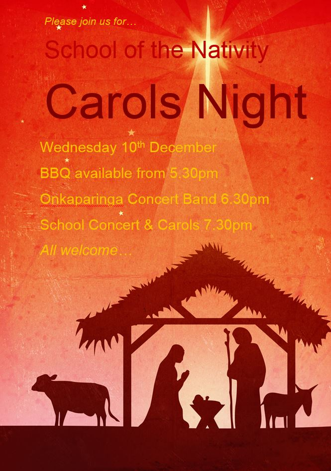 Nativity Carols Night