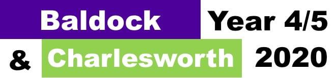 Baldock & Charlesworth Class Blog
